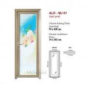 Pintu ALD MJ-01 CHAMPAGNE